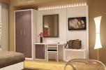 Modern hotel room furniture set